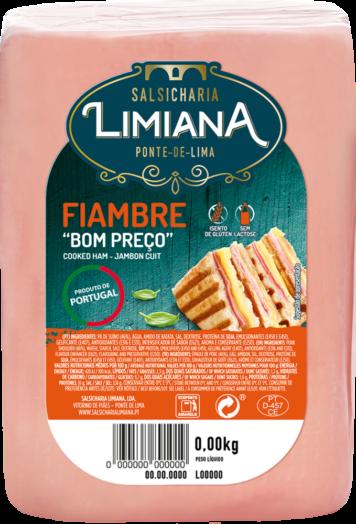Produtos Cooked Shoulder Hams