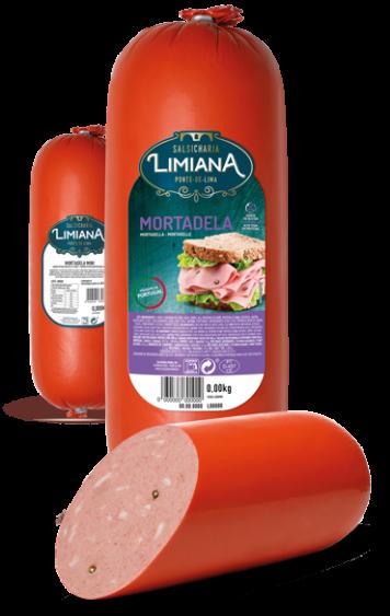 Produtos Mortadella and Rolled Hams